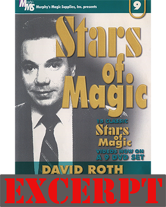 Tuning Fork video DOWNLOAD (Excerpt of Stars Of Magic #9 (David