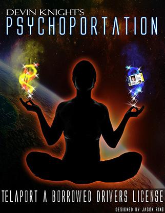 Psychoportation by Devin Knight - Trick