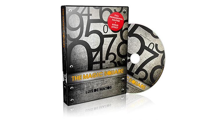 The Magic Square by Luis de Matos
