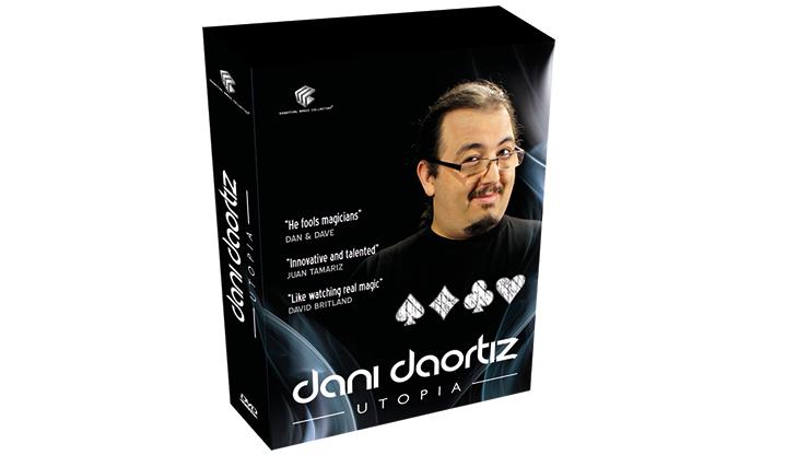 Utopia (4 DVD Set) - Dani DaOrtiz & Luis de Matos - DVD
