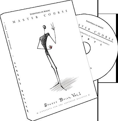 Master Course Sponge Balls Vol. 1 - Daryl - DVD