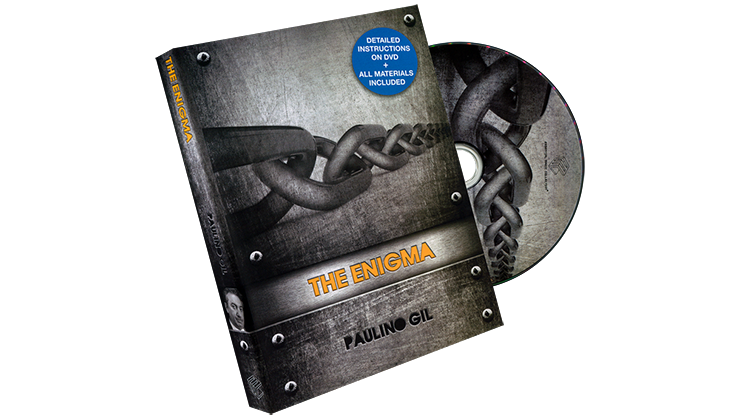 The Enigma by Paulino Gil and Luis De Matos - Trick