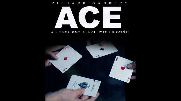 ACE (Cartas & DVD) - Richard Sanders