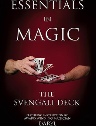 Essentials in Magic - Svengali Deck - Japanese video DOWNLOAD