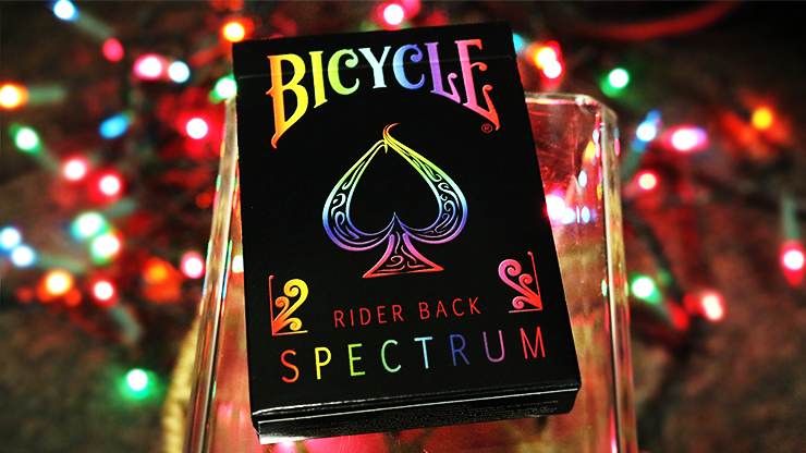Spectrum Deck by US Playing Card