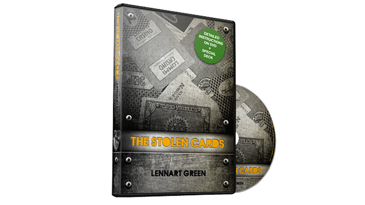 The Stolen Cards by Lennart Green