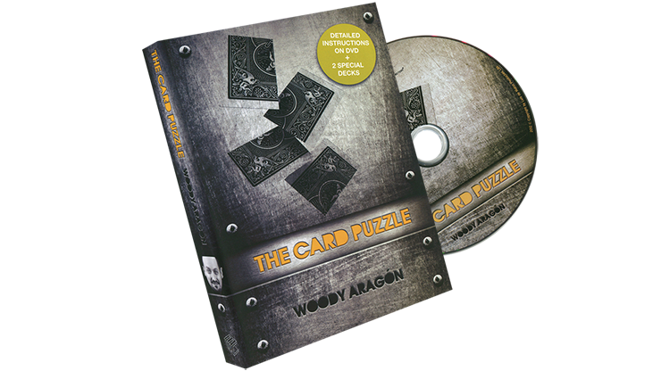 The Card Puzzle by Woody Aragon