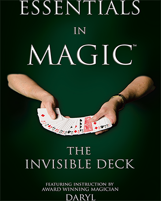 Essentials in Magic Invisible Deck English video DOWNLOAD