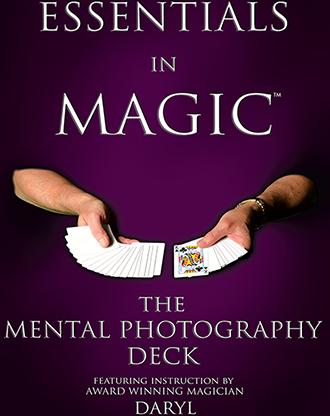 Essentials in Magic Mental Photo - English video DOWNLOAD