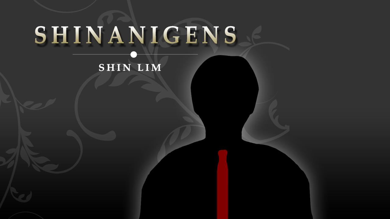 Shinanigens by Shin Lim (Two Disc Set)