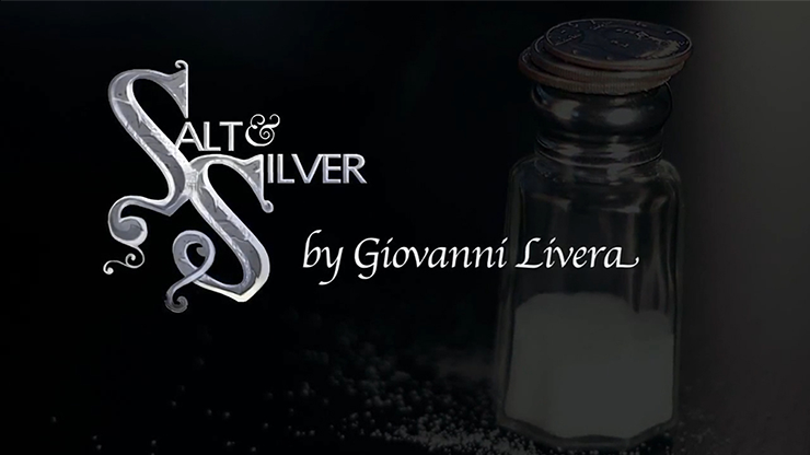 Salt & Silver by Giovanni Livera - DVD