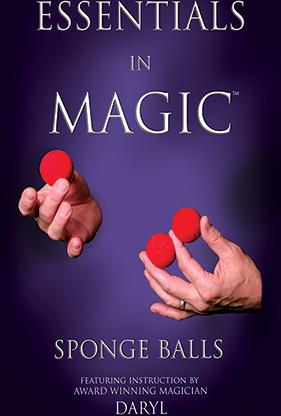 Essentials in Magic Sponge Balls English video DOWNLOAD