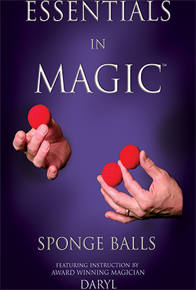 Essentials in Magic Sponge Balls - Japanese video DOWNLOAD