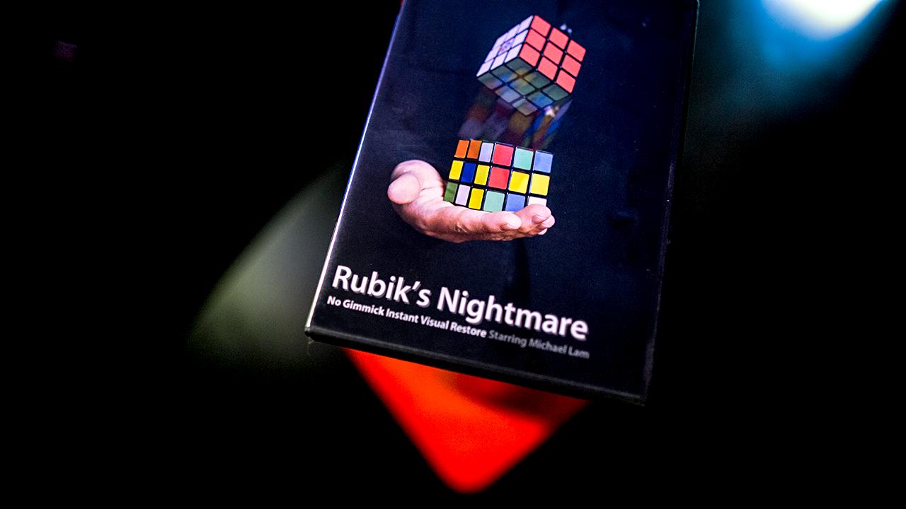 Rubiks Nightmare - Michael Lam & SansMinds Magic - DVD