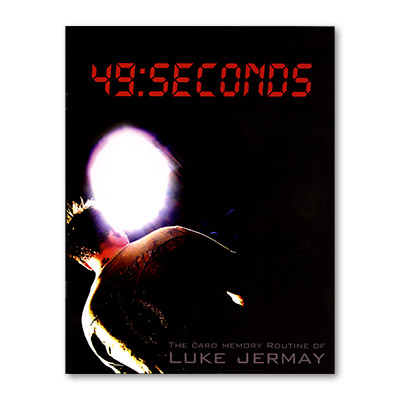 49 Seconds - The Memory Routine of Luke Jermay - Book