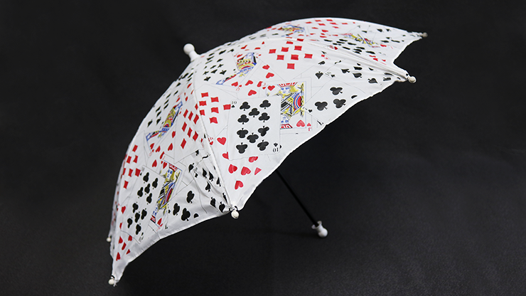 Production Umbrella (Card) - Trick
