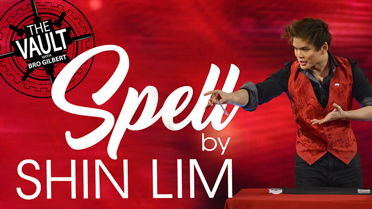 Spell by Shin Lim