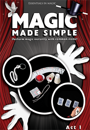 Magic Made Simple Act 1 Japanese video DOWNLOAD