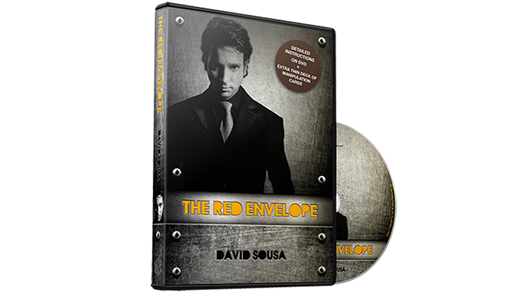 The Red Envelope by David Sousa and Luis De Matos - DVD