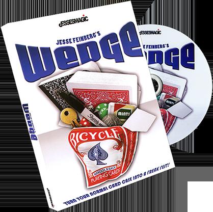Wedge (DVD & Accesorio) - Jesse Feinberg - DVD