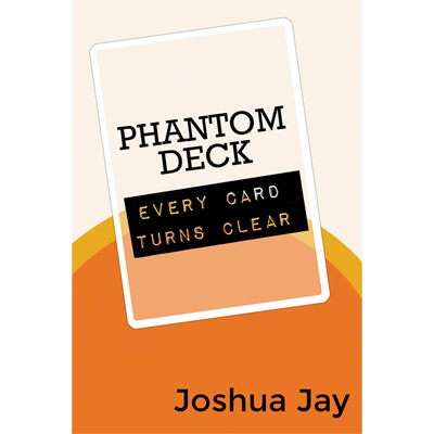 Phantom Deck - Joshua Jay & Vanishing Inc