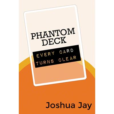 Phantom Deck (DVD and gimmick)