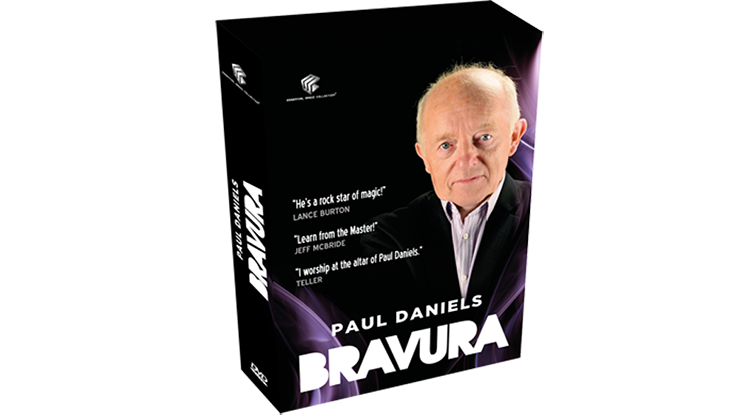 Bravura by Paul Daniels and Luis de Matos