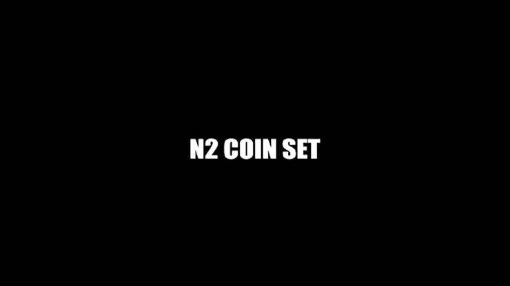 N2 Coin Set (Half) by N2G Magic