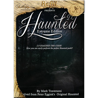 Haunted 20 Refills (Chip & Supplies) - Peter Eggink & Mark Trave