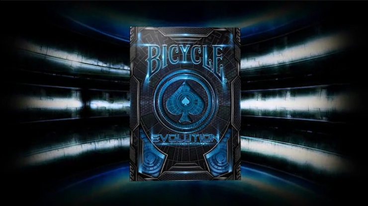 Cartas Bicycle Evolution Deck - USPCC