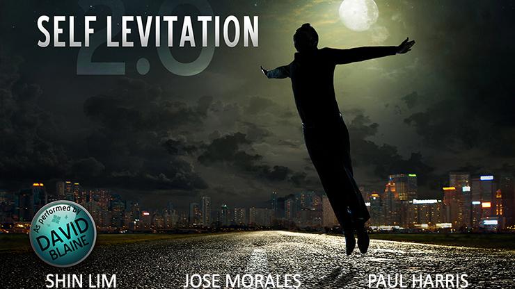 Auto Levitacion - Shin Lim, Jose Morales & Paul Harris