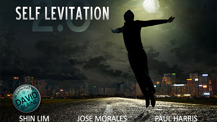Self Levitation 2.0 by Shin Lim, Jose Morales & Paul Harris vide