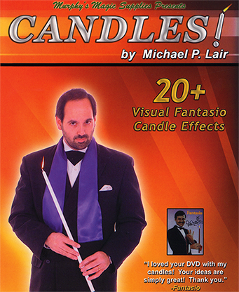 Candles! by Michael Lair Streaming Video