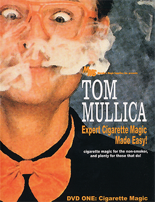 Expert Cigarette Magic Made Easy #1 by Tom Mullica Streaming Video