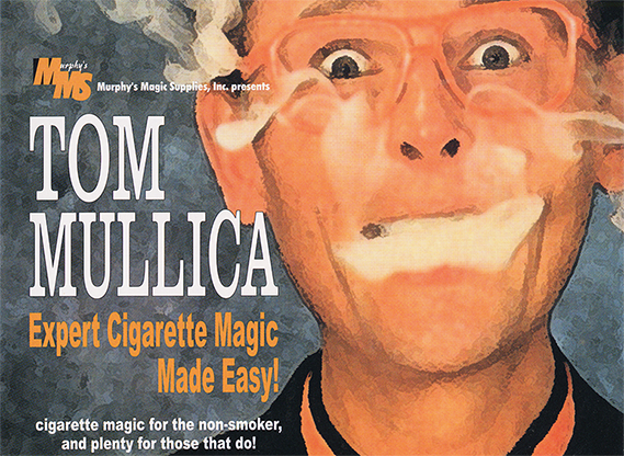Expert Cigarette Magic Made Easy #3 by Tom Mullica Streaming Video