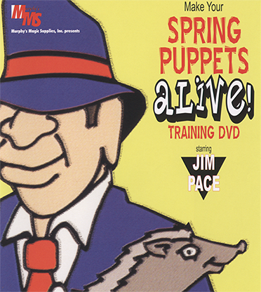 Make Your Spring Puppets Alive - Training by Jim Pace video DOWNLOAD