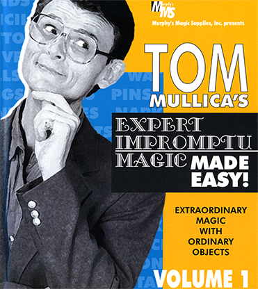 Mullica Impromptu Magic Made Easy Tom Mullica #1 Streaming Video