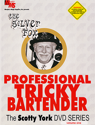 Scotty York Vol.1 - Professional Trick Bartender Streaming Video