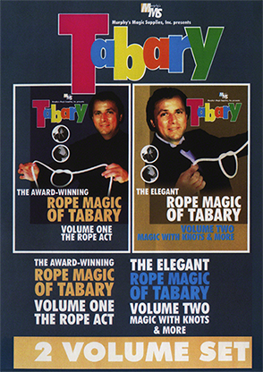 Tabary (1 & 2 On 1 Disc) -  2 Volume Combo - Video DOWNLOAD