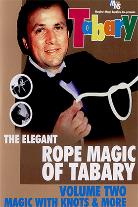 Tabary Elegant Rope Magic Volume 2 by Murphys Magic Supplies Inc. video DOWNLOAD