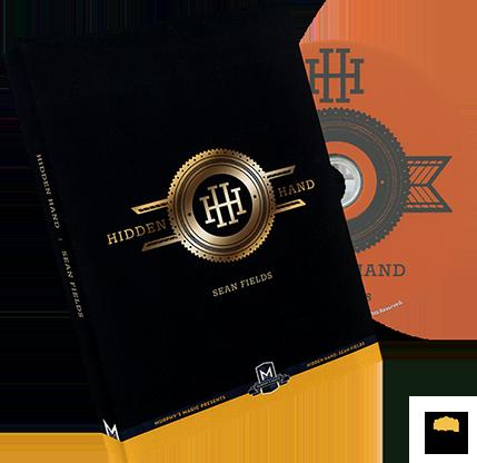 Hidden Hand (DVD & Gimmick) - Sean Fields - DVD