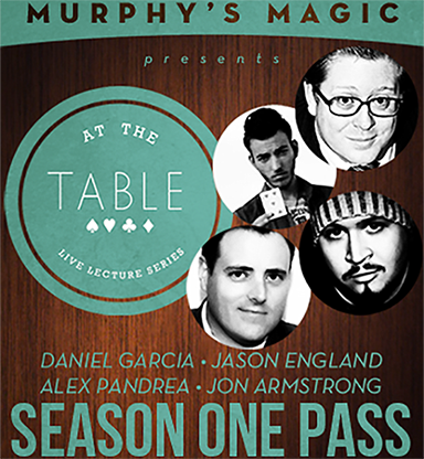 At the Table Live Lecture Series Season 1 video DOWNLOAD