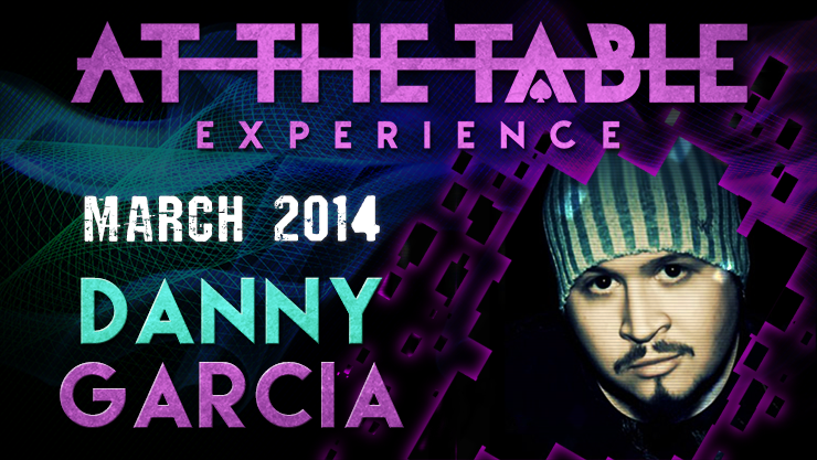 At the Table Live Lecture Danny Garcia 3/5/2014 video DOWNLOAD