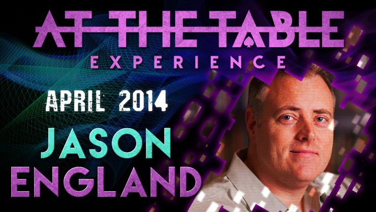 At the Table Live Lecture - Jason England 4/2/2014 - video DOWNL