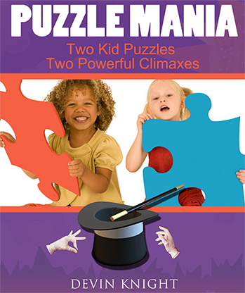 Puzzle Mania by Devin Knight -... MagicWorld Magic Shop