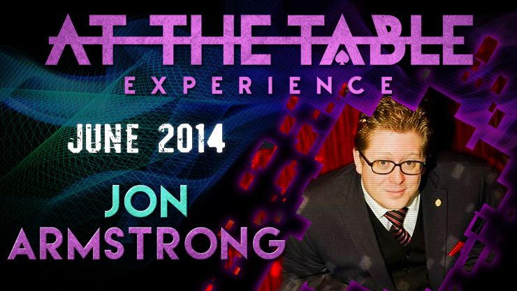 At the Table Live Lecture Jon Armstrong 6/4/2014 video DOWNLOAD