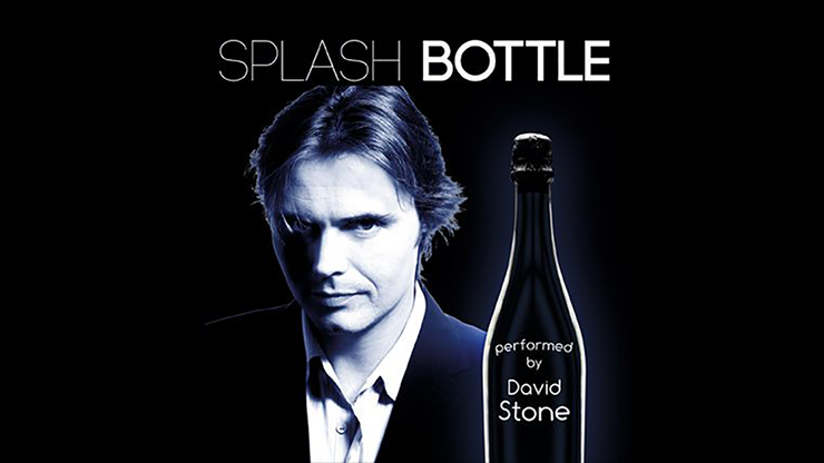 Splash Bottle 2.0 by David Stone & Damien Vappereau - Trick