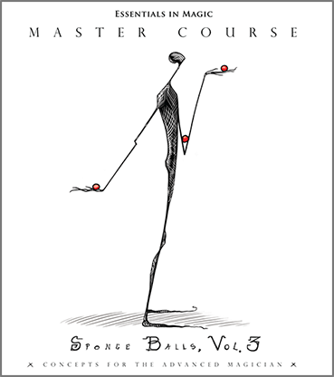 Master Course Sponge Balls Vol. 3 by Daryl  Japanese video DOWNL