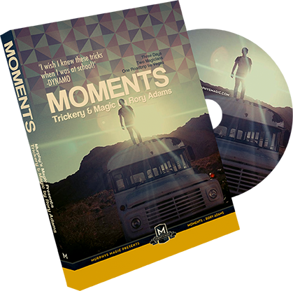 Moments (DVD & Accesorio) - Rory Adams - DVD
