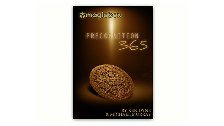 Precognition 365 by Ken Dyne and Michael Murray